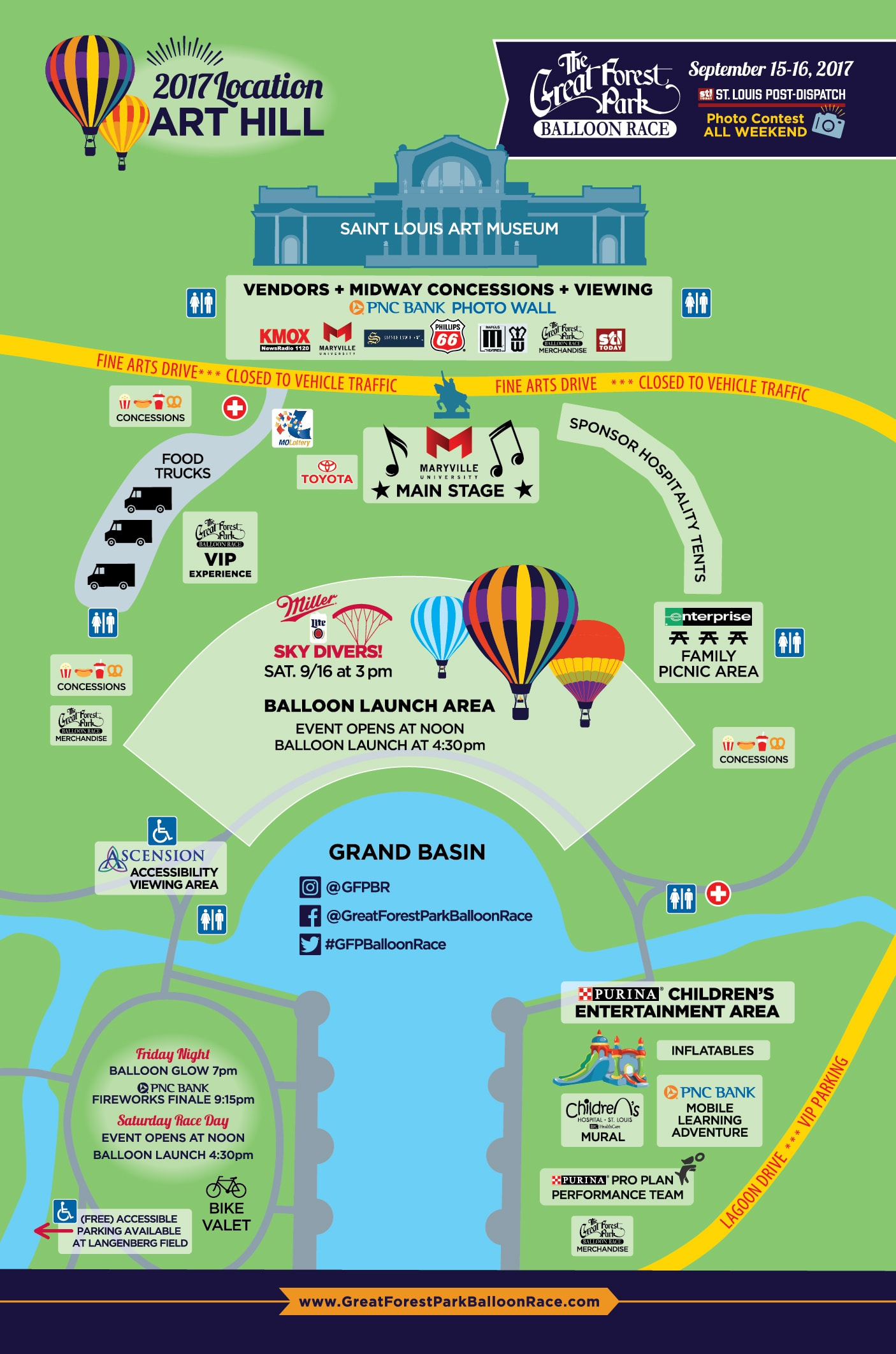 Please Email Us At Infoatgreatforestparkballoonrace Com And We Will Do Our Best To Answer Any Further Questions