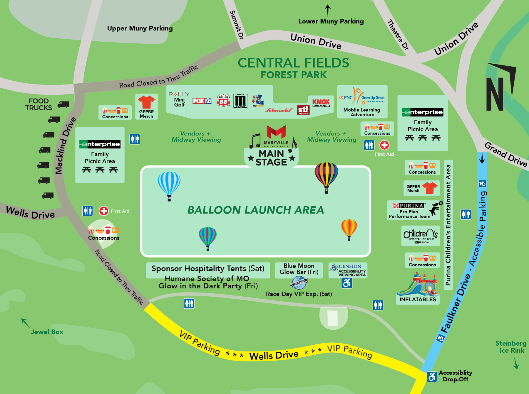GFPBR 2019 Map