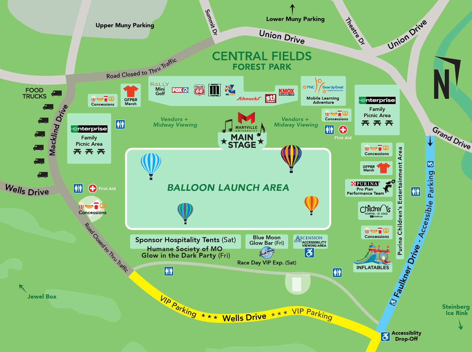 GFPBR 2019 Map